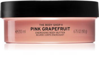 The Body Shop Pink Grapefruit Körperbutter