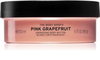 The Body Shop Pink Grapefruit tělové máslo