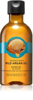 The Body Shop Wild Argan Oil sprchový gel