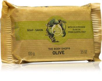 The Body Shop Olive přírodní tuhé mýdlo