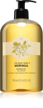 The Body Shop Moringa tusfürdő gél