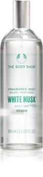 The Body Shop White Musk testápoló spray hölgyeknek