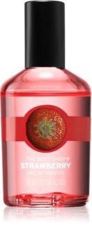 The Body Shop Strawberry woda toaletowa unisex