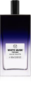 The Body Shop White Musk For Men Eau de Toilette για άντρες