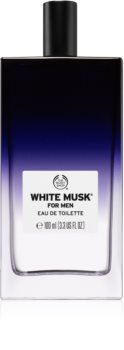 The Body Shop White Musk For Men toaletní voda pro muže