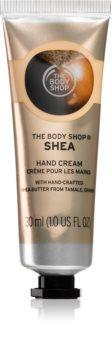 The Body Shop Shea krém na ruce s bambuckým máslem