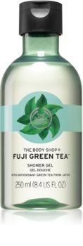 The Body Shop Fuji Green Tea osvěžující sprchový gel se zeleným čajem
