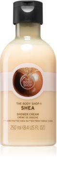 The Body Shop Shea výživný sprchový krém