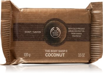 The Body Shop Coconut Natural Bar Soap with Coconut