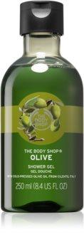 The Body Shop Olive felfrissítő tusfürdő gél