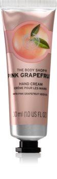 The Body Shop Pink Grapefruit krém na ruce