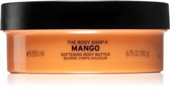 The Body Shop Mango tělové máslo s mangovým olejem