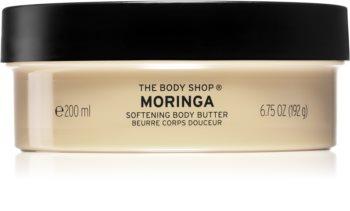 The Body Shop Moringa tělové máslo