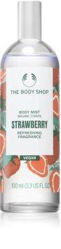 The Body Shop Strawberry Vartalosuihke Naisille