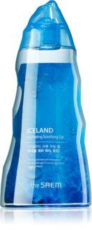 The Saem Iceland nyugtató hidratáló gél