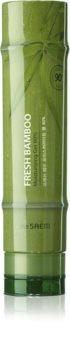 The Saem Fresh Bamboo Moisturizing Gel feuchtigkeitsspendende und beruhigende Creme Für Gesicht und Körper