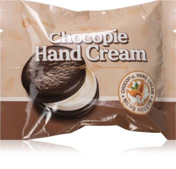 The Saem Chocopie Almond Milk výživný krém na ruce