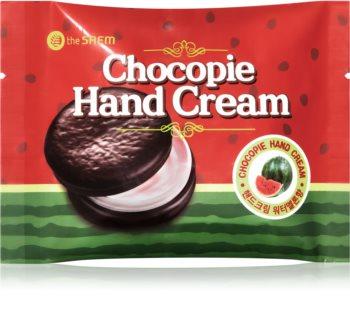 The Saem Chocopie Watermelon nährende Handcreme