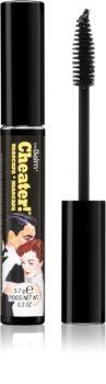 theBalm Cheater! máscara voluminizadora de pestañas
