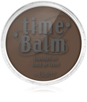 theBalm TimeBalm fond de teint couvrance moyenne à haute