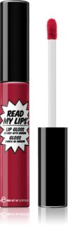theBalm Read My Lips brillant à lèvres