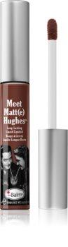theBalm Meet Matt(e) Hughes długotrwała szminka w płynie