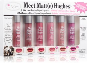 theBalm Meet Matt(e) Hughes Cosmetica Set  III.