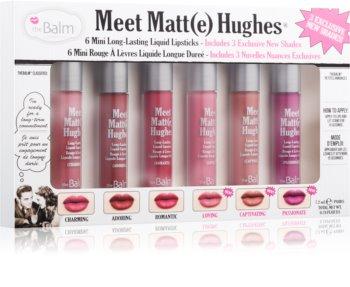 theBalm Meet Matt(e) Hughes kozmetički set III.