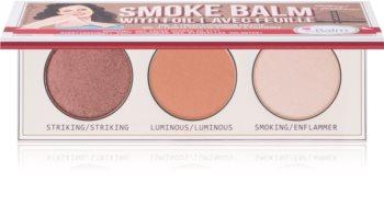 theBalm Smoke Balm Vol. 4 Lidschatten-Palette