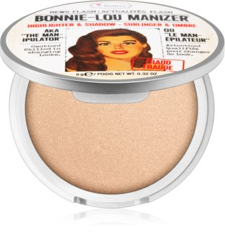 theBalm Bonnie - Lou Manizer enlumineur, brillance et fard à paupières en un seul produit