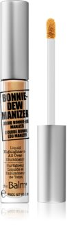 theBalm Bonnie - Dew Manizer folyékony bőrélénkítő