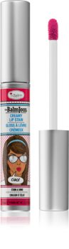 theBalm theBalmJour Highly Pigmented Lip Gloss