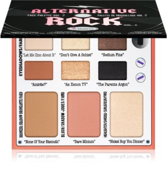 theBalm Alternative Rock Vol. 2 palette multifonctionnelle