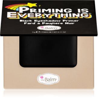 theBalm Priming is Everything base de fard à paupières