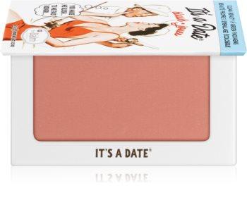 theBalm It's a Date® blush et fard à paupières en un seul produit