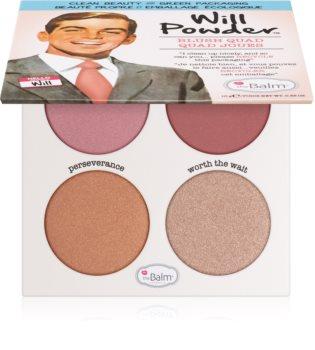 theBalm Wiil Powder® blush et fard à paupières en un seul produit