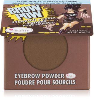 theBalm Browpow® poudre sourcils en format magnétique
