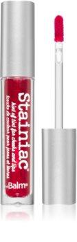 theBalm Stainiac® Lip And Cheek Stain produit multifonctionnel lèvres et visage