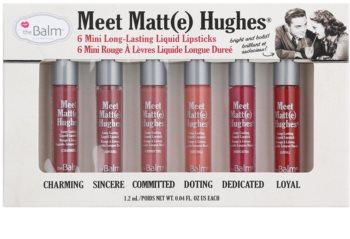 theBalm Meet Matt(e) Hughes kozmetika szett I. hölgyeknek
