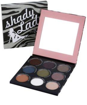 theBalm Shady Lady paleta de sombras