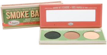 theBalm Smoke Balm Volume paleta cieni do powiek