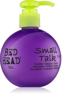 TIGI Bed Head Small Talk crema-gel volumizzante