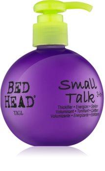 TIGI Bed Head Small Talk τζελ κρέμα για όγκο