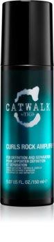 TIGI Catwalk Curlesque Crème  voor Krullend en Gepermanent Haar