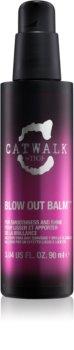 TIGI Catwalk Sleek Mystique uhlazující balzám pro nepoddajné a krepatějící se vlasy