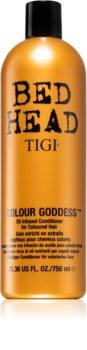TIGI Bed Head Colour Goddess olejový kondicionér pro barvené vlasy