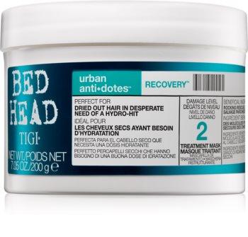TIGI Bed Head Urban Antidotes Recovery maschera rigenerante per capelli rovinati e secchi