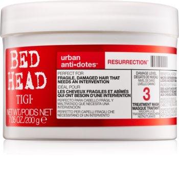 TIGI Bed Head Urban Antidotes Resurrection oživljujuća maska za oštećenu i lomljivu kosu