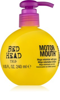 TIGI Bed Head Motor Mouth κρέμα για όγκο των μαλλιών με αποτέλεσμα νέον