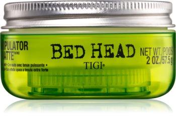 TIGI Bed Head Manipulator Matte матиращ восък екстра силна фиксация